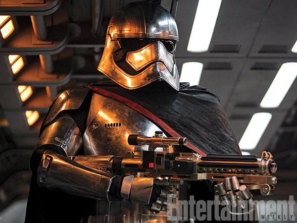 Star Wars The Force Awakens Villain