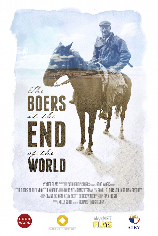 The Boers At The End Of The World Poster