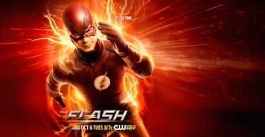 The Flash Season Two Poster