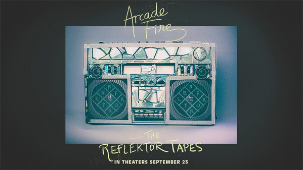 The Reflektor Tapes Poster