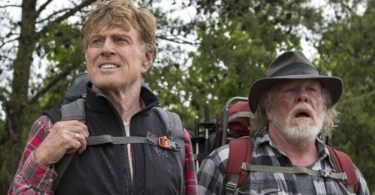 Robert Redford Nick Nolte A Walk in the Woods