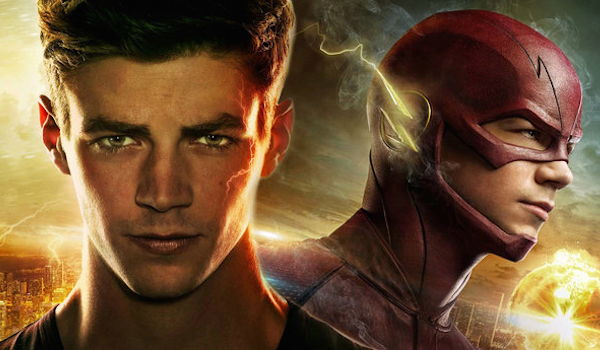 Barry Allen The Flash Grant Gustin