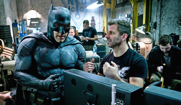 Ben Affleck Zack Snyder Batman v Superman