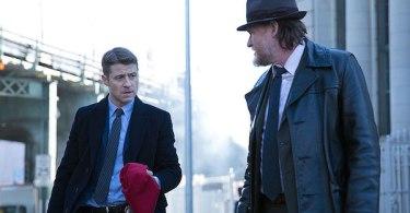 Ben McKenzie Donal Logue Gotham Red Hood