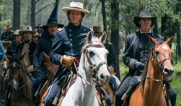 Bill Paxton Texas Rising