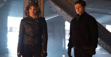 Camren Bicondova David Mazouz Gotham Beasts of Prey