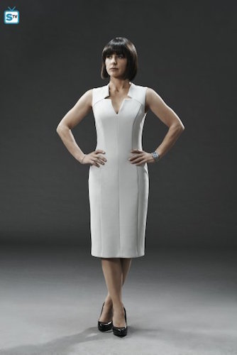 Constance Zimmer Rosalind Price Agents of SHIELD Season 3