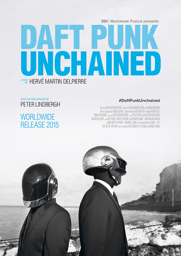 Daft Punk Unchained Movie Poster