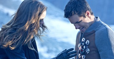 Danielle Panabaker Eddie Amell The Flash The Nuclear Man