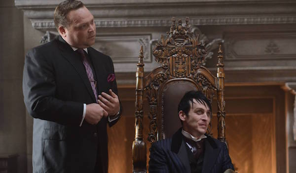 Drew Powell Robin Lord Taylor Gotham Damned If You Do