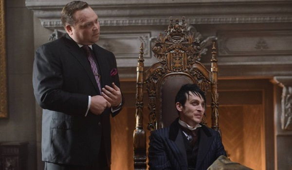 Drew Powell Robin Lord Taylor Gotham Damned If You Do 600x350