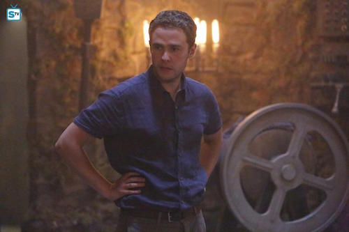 Ian De Caestecker Purpose in the Machine Agents of SHIELD
