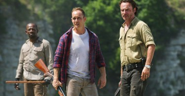 Lennie James Ethan Embry Andrew Lincoln The Walking Dead