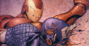 Marvel's Civil War Comic
