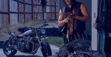 Norman Reedus Daryl The Walking Dead Season 6