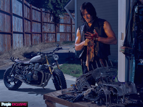 Norman Reedus Daryl The Walking Dead Season 6