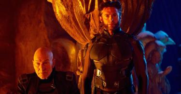 Patrick Stewart Hugh Jackman X-Men Days of Future Past