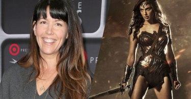 Patty Jenkins Gal Gadot Wonder Woman