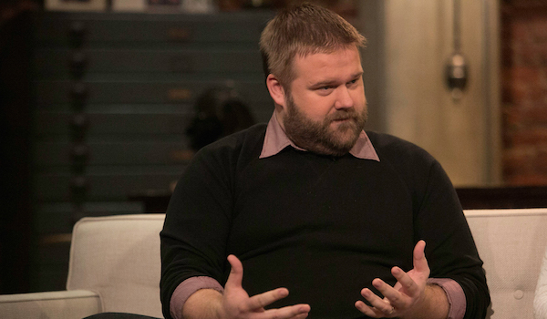 Robert Kirkman Talking Dead