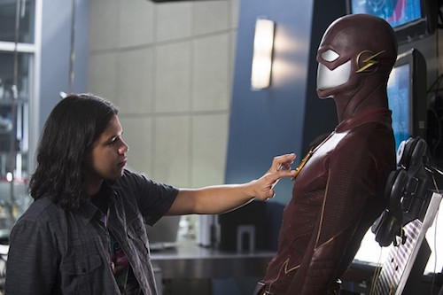 Carlos Valdes The Flash The Man Who Saved Central City