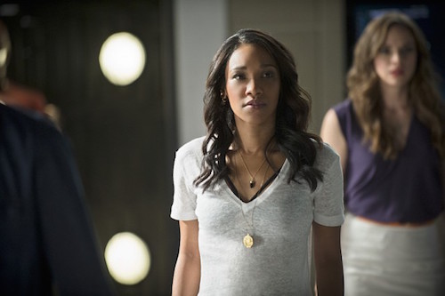 Candice Patton The Flash The Man Who Saved Central City