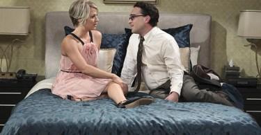 The Big Bang Theory The Matrimonial Momentum