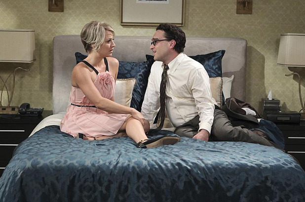 The Big Bang Theory The Matrimonial Momentum