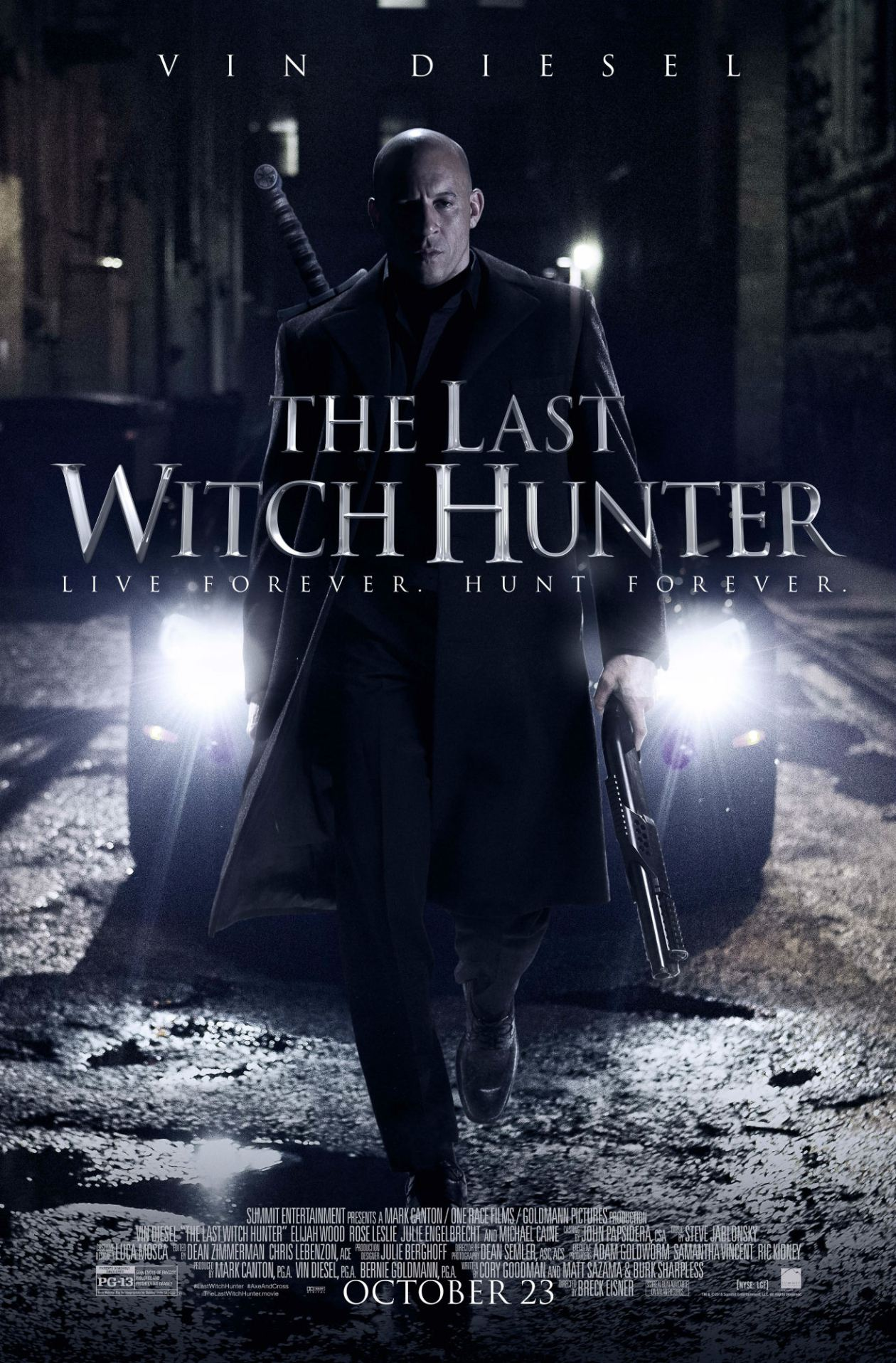 The Witchhunter