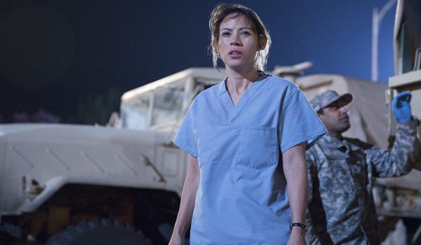 Elizabeth Rodriguez Fear the Walking Dead The Good Man