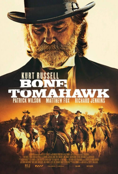Bone Tomahawk Movie Poster