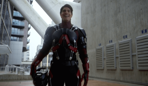 Brandon Routh The Flash All-Star Team Up