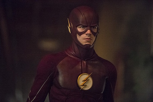 Grant Gustin The Flash Flash of Two Worlds