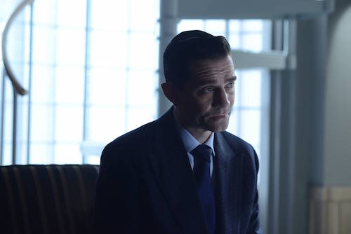 James Frain Tonight's The Night Gotham