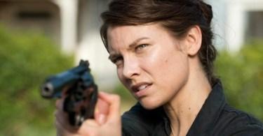 Lauren Cohan The Walking Dead JSS