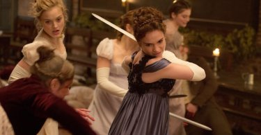 Lily James Bella Heathcote Pride and Prejudice and Zombies