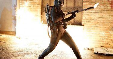 Michelle Veintimilla Firefly Gotham Strike Force