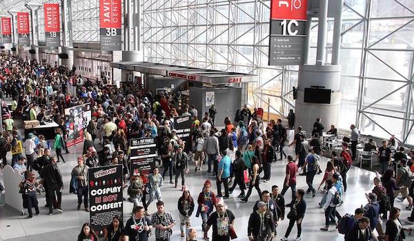 New York Comic Con 2015 04