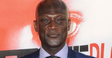 Peter Mensah Suit