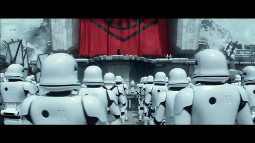 Stormtroopers Assembled Star Wars The Force Awakens