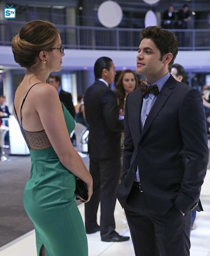 Supergirl Fight or Flight Melissa Benoist Jeremy Jordan