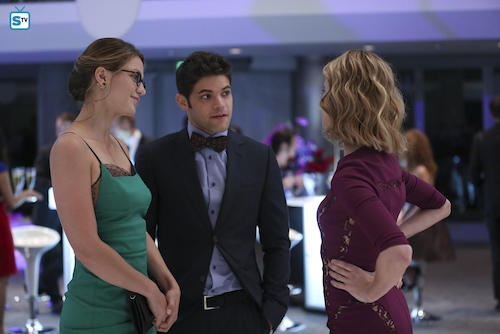 Supergirl Fight or Flight Melissa Benoist Jeremy Jordan Calista Flockhart