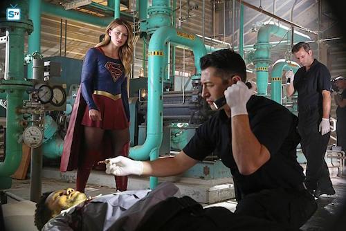 Supergirl Stronger Together Melissa Benoist