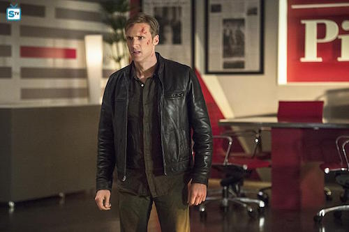 Teddy Sears The Flash The Darkness and the Light