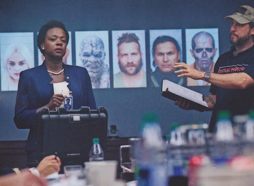 Viola Davis Suicide Squad Empire