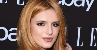 Bella Thorne ELLE Women In Music Celebration
