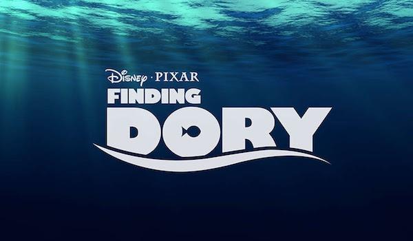 Finding Dory Logo