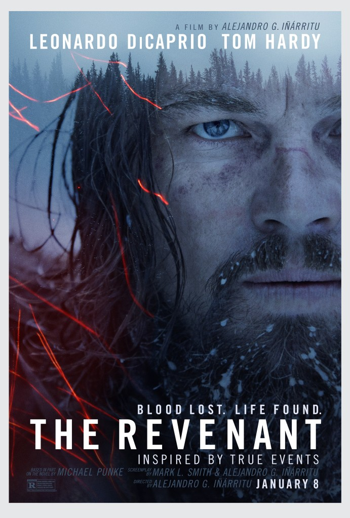 The Revenant Character Posters