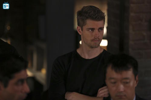 Luke Mitchell Agents of SHIELD Many Heads One Tail