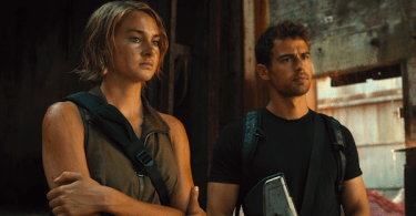 Shailene Woodley Theo James The Divergent Series Allegiant