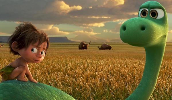 The Good Dinosaur Movie Clip
